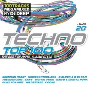 Techno Top 100 Vol.20 (2014)