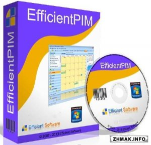 EfficientPIM Pro 3.61 Build 355