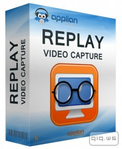 Applian Replay Video Capture 7.2 Build 10.27.13 Final