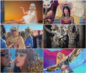 Katy Perry ft. Juicy J - Dark Horse (2014) HD 1080p