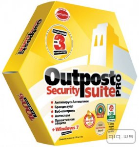 Agnitum Outpost Security Suite Pro 9.1.0.4643.690.1951 Final (ML|RUS)