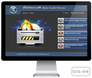4Videosoft Media Toolkit Ultimate 5.0.50 Final (ML|RUS)