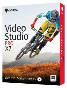 Corel VideoStudio Professional X7 17.0.0.249 Final RePack by Pooshock + Rus