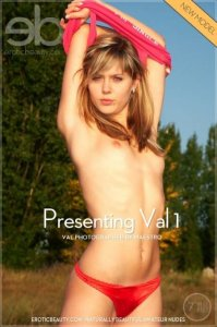 EroticBeauty: Val - Presenting Val 1
