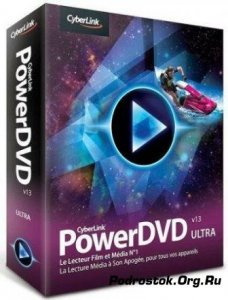 CyberLink PowerDVD Ultra v.13.0.3313.58 RePack by qazwsxe