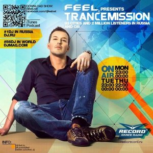 DJ Feel - TranceMission (25-03-2014)