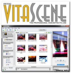 ProDAD VitaScene 2.0.224 (Win64)