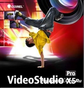 Corel VideoStudio Pro X5 SP1 v.15.1.0.34 + Ultimate Bonus (2014/Rus)