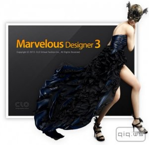 Marvelous Designer 3 Enterprise 1.4.14.7701 (x86/x64/ML/RUS)