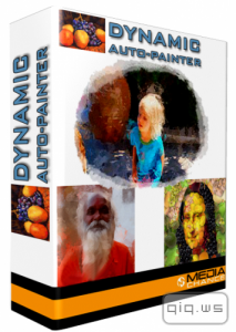 MediaChance Dynamic Auto Painter PRO 4.0 Final (x86/x64) + Rus