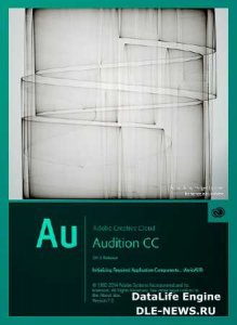 Adobe Audition CC 2014.0.1 7.0.1.5 RePack by D!akov [ENG | RUS]