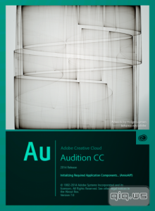 Adobe Audition CC 2014.0.1 7.0.1.5 RePack by D!akov (2014|RUS|ENG)