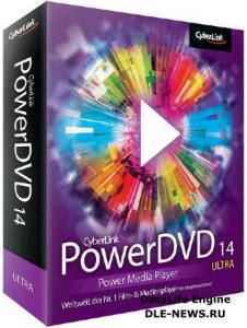 CyberLink PowerDVD Ultra 14.0.4412.58 RePack by D!akov [RUS | ENG]