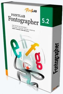 Fontographer 5.2.3 Build 4868 (2014) RUS Portable by ErikPshat