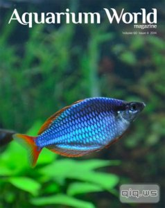 Aquarium World Magazine - May 2014
