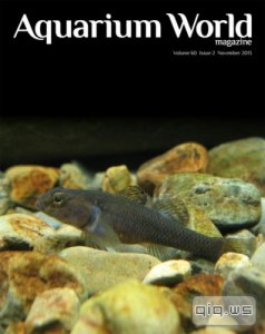 Aquarium World Magazine - November 2013