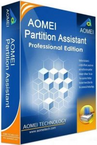 AOMEI Partition Assistant 5.5.8 Professional Edition (2014) RUS RePack