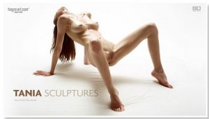Hegre-Art: Tania - Sculptures