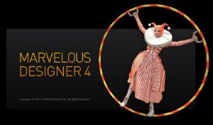 Marvelous Designer 4 v1.4.50.8503 (x64)