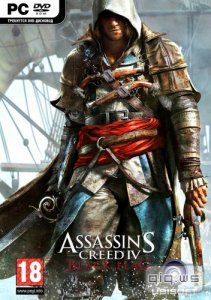 Assassin's Creed 4: Black Flag - Deluxe Edition v.1.07 + 11 DLC (2013/RUS/ENG/RIP by xatab)