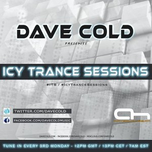 Dave Cold - Icy Trance Sessions 041 (2014-09-15)