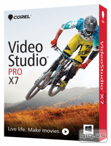 Corel VideoStudio Pro X7 SP1 v.17.1.0.22 Registered & Unattended от alexagf (2014/RUS/ENG)