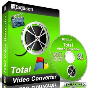 Bigasoft Total Video Converter 4.3.8.5381