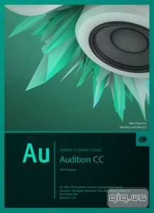 Adobe Audition CC 2014.1 7.1.0.119 RePack by D!akov