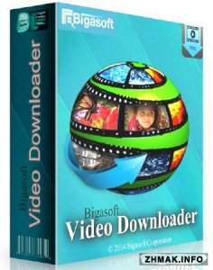 Bigasoft Video Downloader Pro 3.8.3.5382