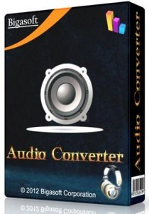 Bigasoft Audio Converter 4.3.5.5344 (2014) RUS RePack & Portable by DrillSTurneR
