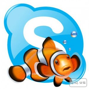 Clownfish for Skype 3.60 + Portable (2014/Multi/Rus)