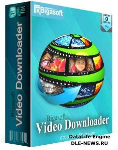 Bigasoft Video Downloader Pro 3.8.3.5382 RePack by DrillSTurneR