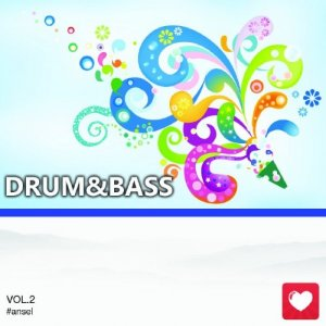 I Love Music - Drum & Bass Edition Vol.2 (2015)