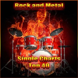 Rock and Metal Single Charts Top 40 (2015)