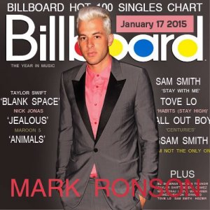 Billboard Hot 100 Singles Chart. 17 January (2015)