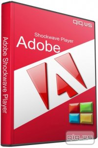Adobe Shockwave Player 12.1.6.156 (Ml|Rus)