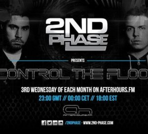 2nd Phase - Control The Floor 018 (2015-01-21)