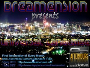 DreamensioN - Universal Language 076 (2015-02-04)
