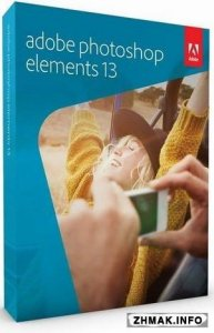 Adobe Photoshop Elements 13.1 x86/64 Ml/RUS