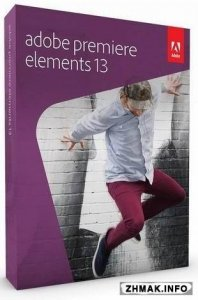 Adobe Premiere Elements 13.1 x86/64 Ml/RUS