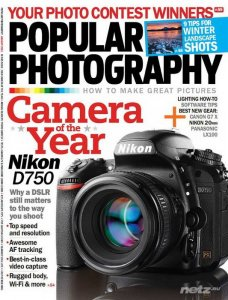 Popular Photography №1 (January 2015)