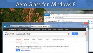 Aero Glass for Windows 8.1 1.2.5 (2015) RUS RePack by PainteR