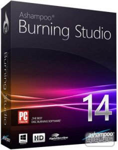 Ashampoo Burning Studio 14 14.1.2.10 Final RePack (& Portable) by D!akov
