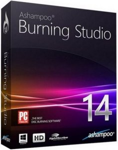 Ashampoo Burning Studio 14 14.1.2.10 Final (2015) RUS RePack & Portable by D!akov