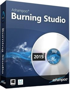 Ashampoo Burning Studio 2015 1.15.2.17 (2015/ML/RUS)