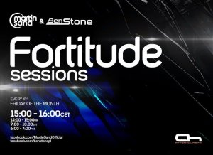 Martin Sand & Ben Stone - Fortitude Sessions 004 (2015-03-27)