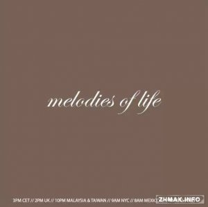 Danny Oh - Melodies of Life 043 (2015-03-27)