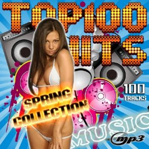 Top100 HITS. Spring collection music (2015)