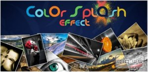Color Splash Effect Pro v1.6.8 (2015/Rus) Android