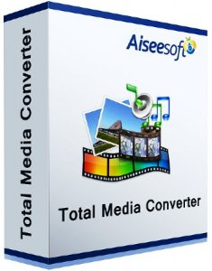 Aiseesoft Total Media Converter 8.0.18 + Rus